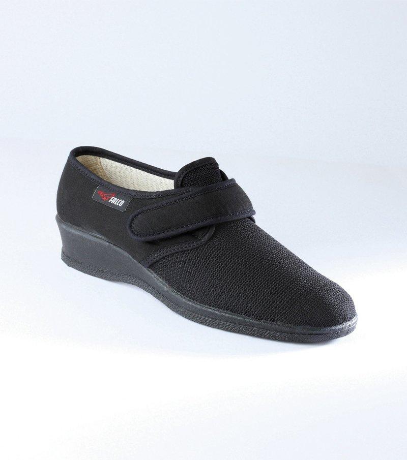 Zapatos biextensibles elásticos