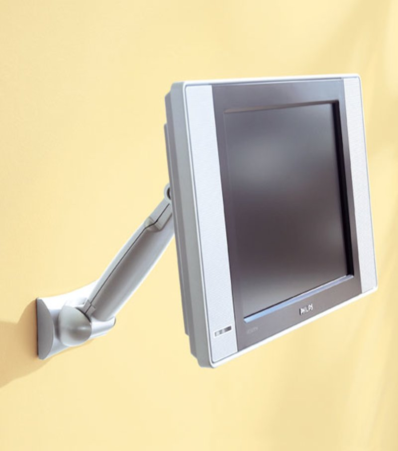 Soporte TV de pared, orientable