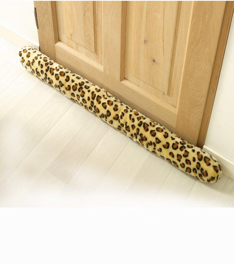 Junta protectora de puertas leopardo