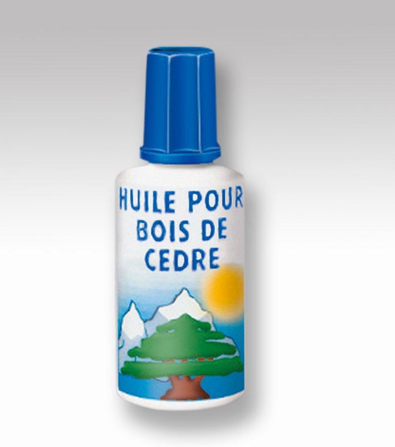 Aceite de cedro especial anti polillas