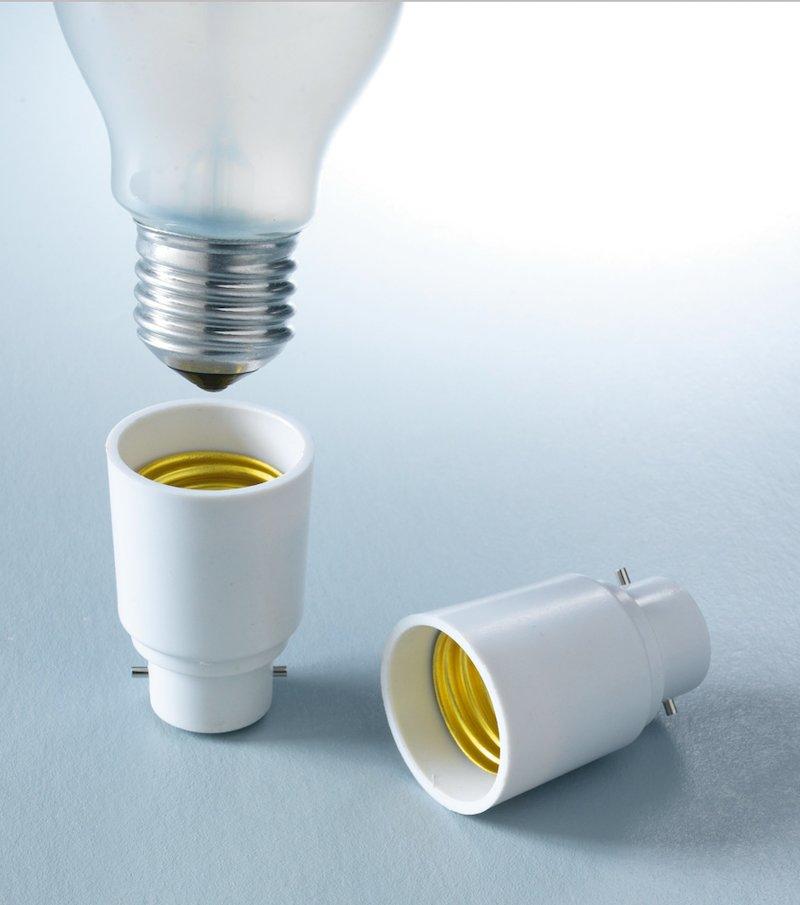 Adaptador bombillas