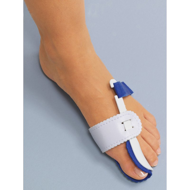 Lote de 2 correctores del dedo gordo del pie