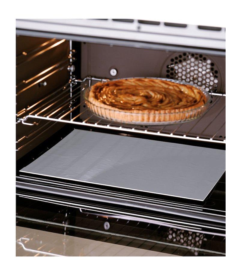Protección base horno antisalpicaduras