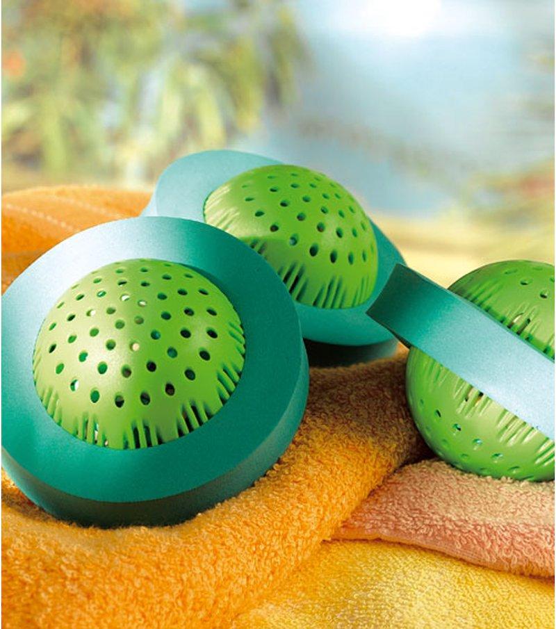 Set 3 esferas lavado ecológico sin detergente