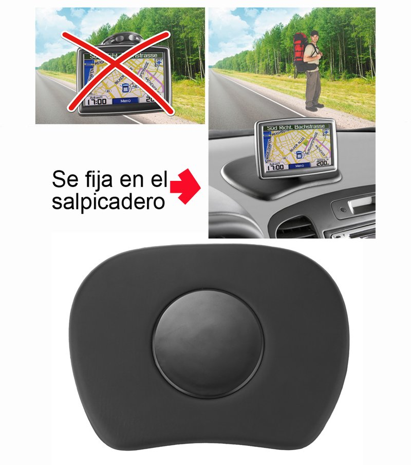 Alfombrilla para GPS