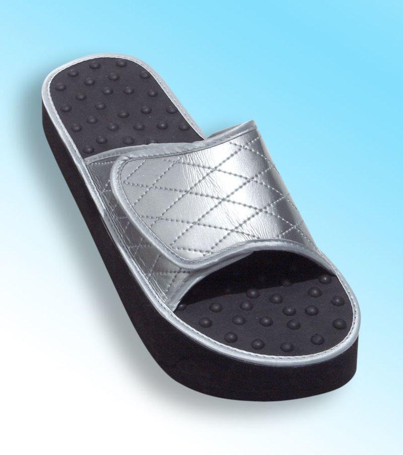 Sandalias reductoras correctoras de espalda