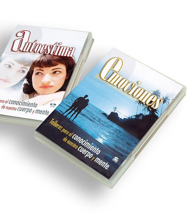 DVD de bienestar y autoayuda