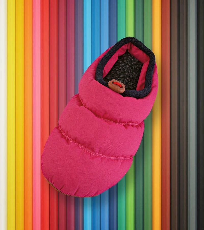Zapatillas niño acolchadas