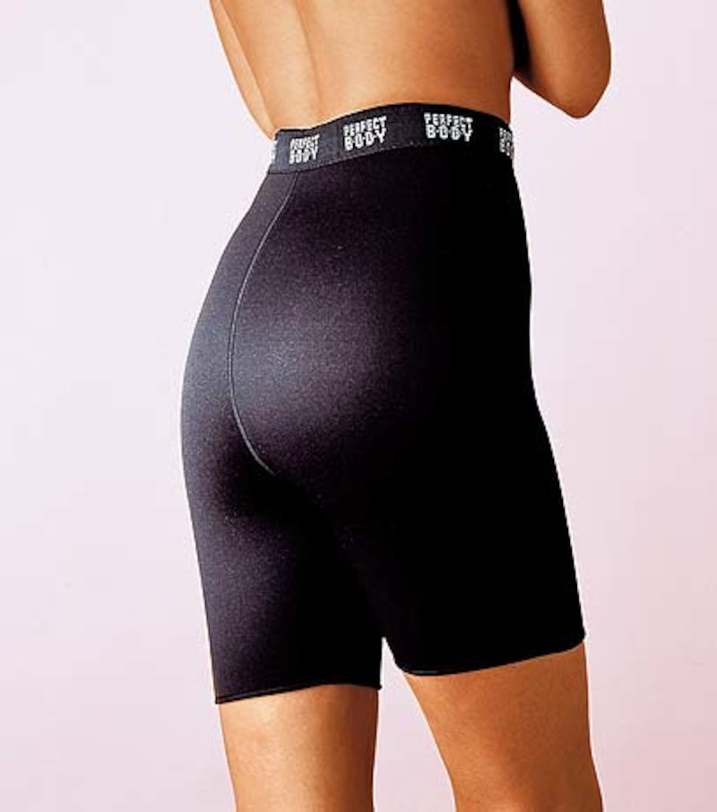 Bermuda mujer perfect body de neopreno