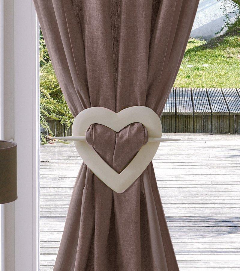 Abrazaderas cortina