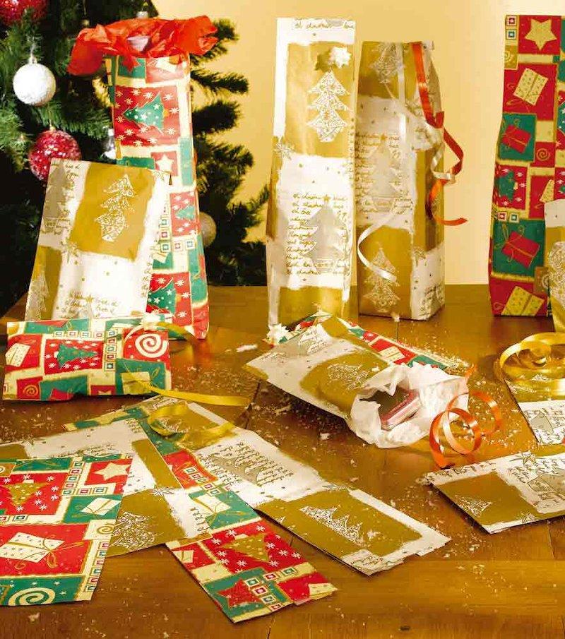Envoltorios para regalos ¡ Fáciles y rápidos!