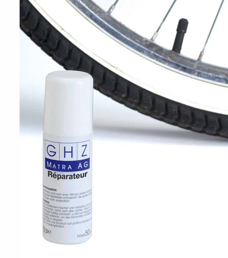 Spray antipinchazos bicicleta