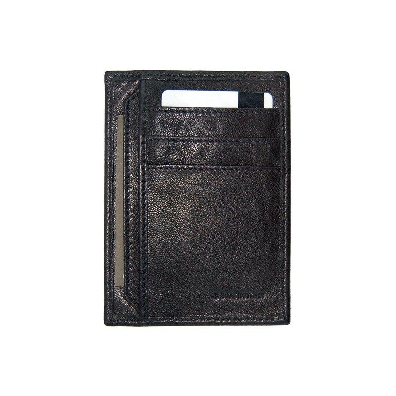Porta carte di credito nappa