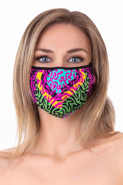 Mascherina Protettiva in Tessuto