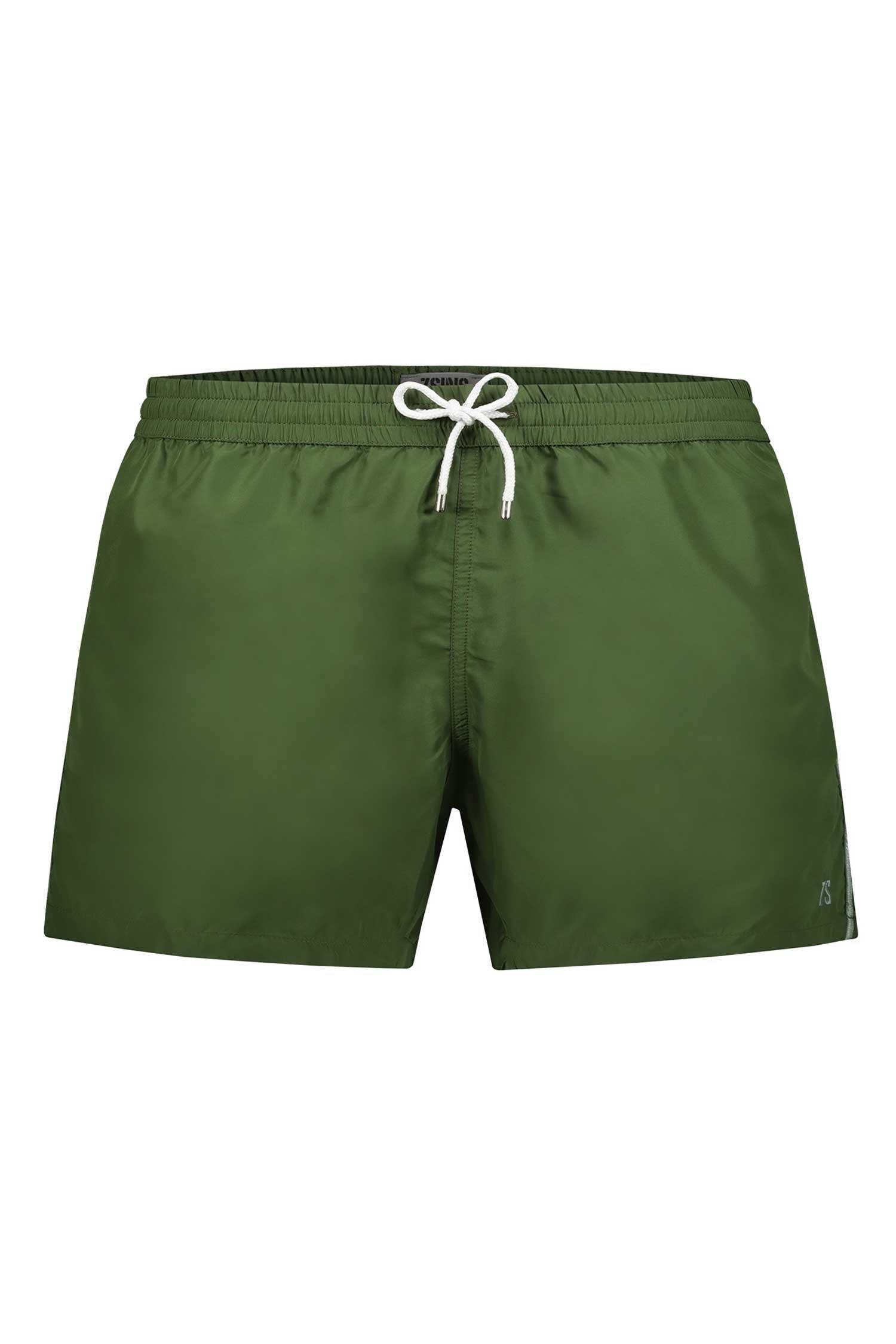 Pantaloncino da mare uomo - Verde Militare 104 Man