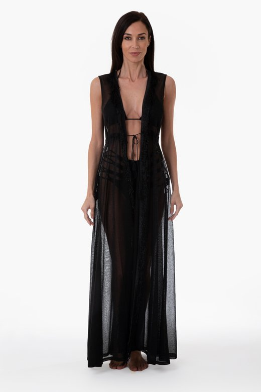 LONG DRESS  IN LUREX