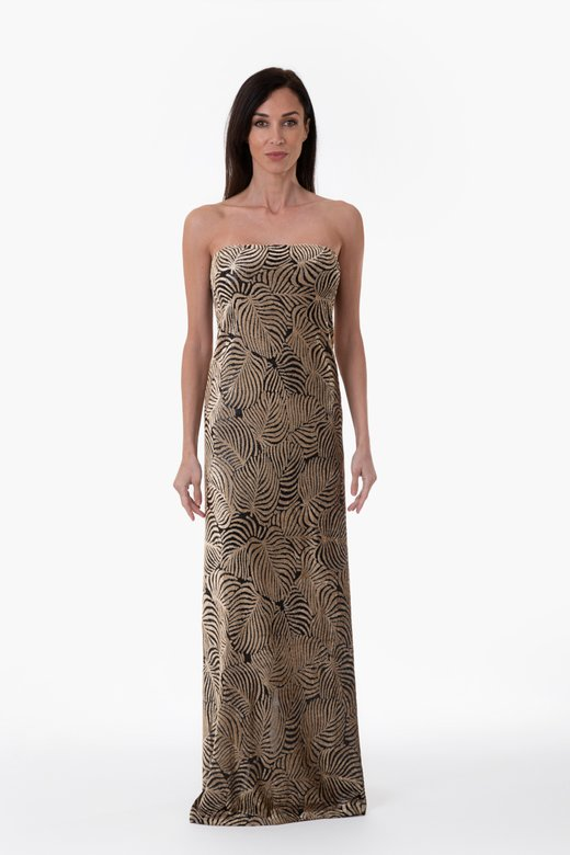 DEVORE' LONG DRESS