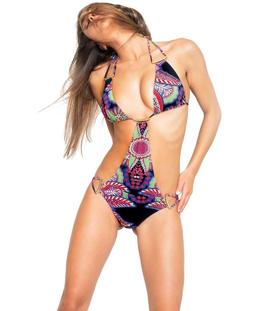 DECORI METALLIC ONE PIECE 2704