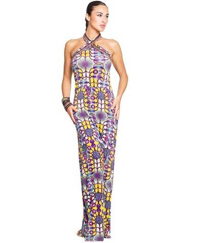 Messico Trimmings dress