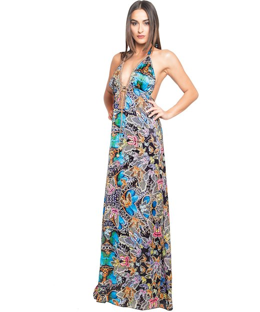 SAVANA AMERICAN DRESS 3734 - Savana Blu