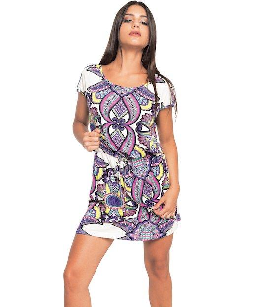 MINI JERSEY DRESS 3736