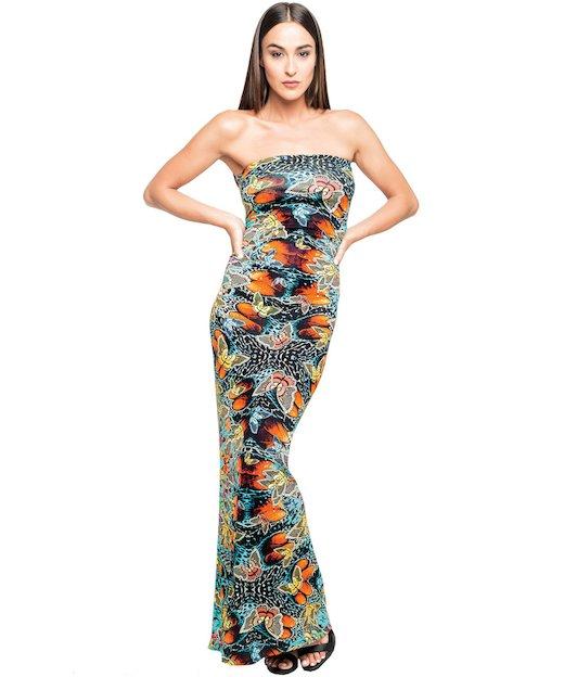 TUBE DRESS 3745