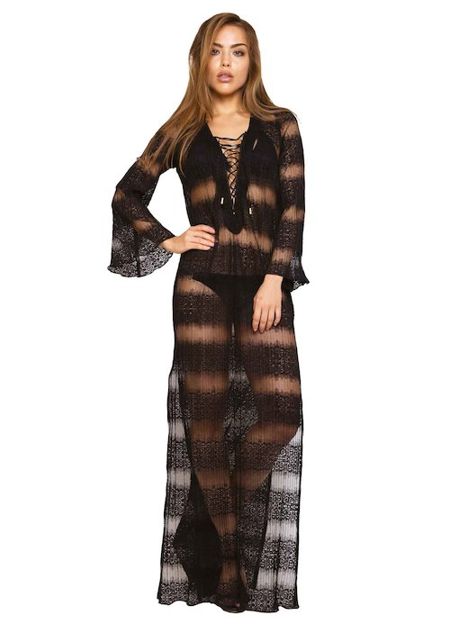 LONG KAFTAN LACE