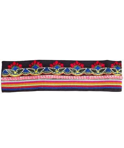 cinta ricamo foulard