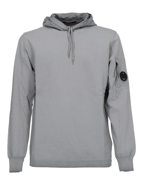 Cotton Hooded Sweatshirt