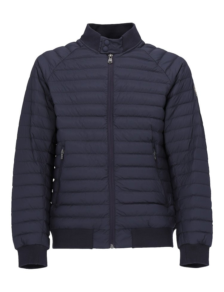 Blue Light Down Jacket