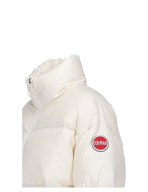 Quilted Oversize Down Jacket