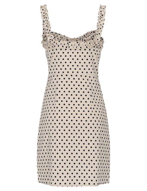Amie Polka Dot Dress