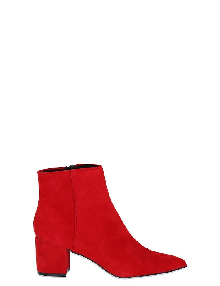 Suede Brave Ankle Boots
