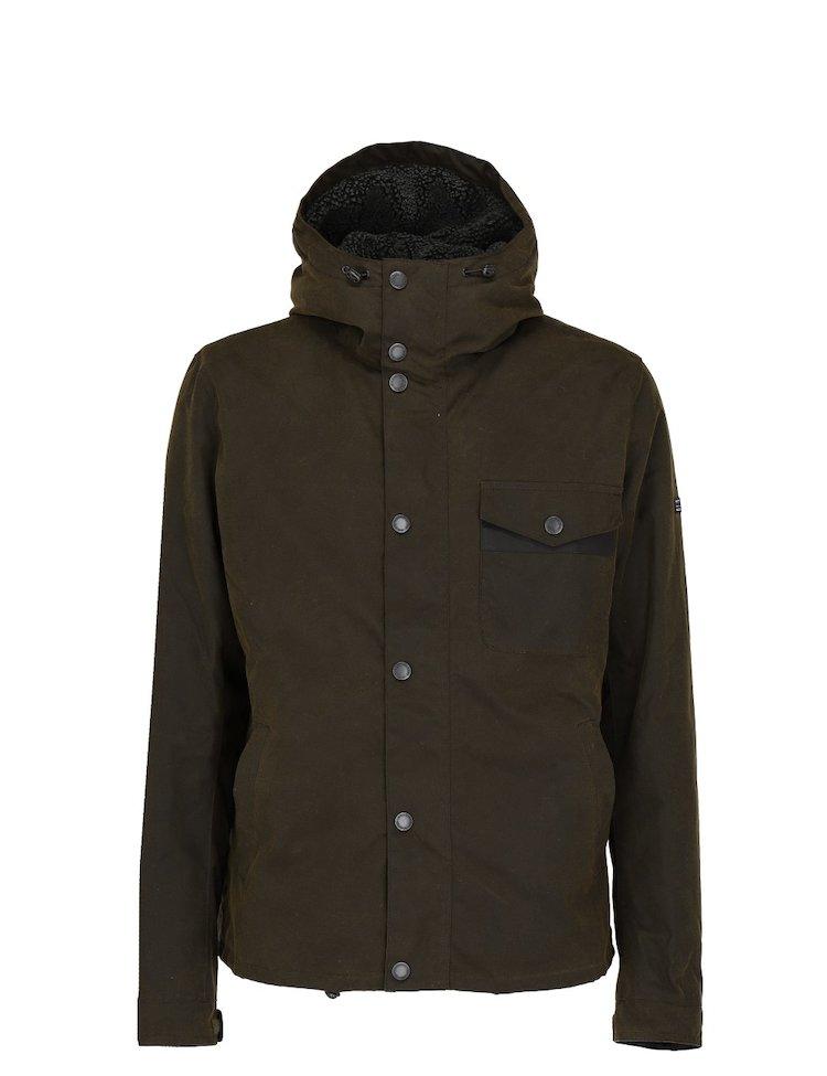 Waterproof Jacket With Hood