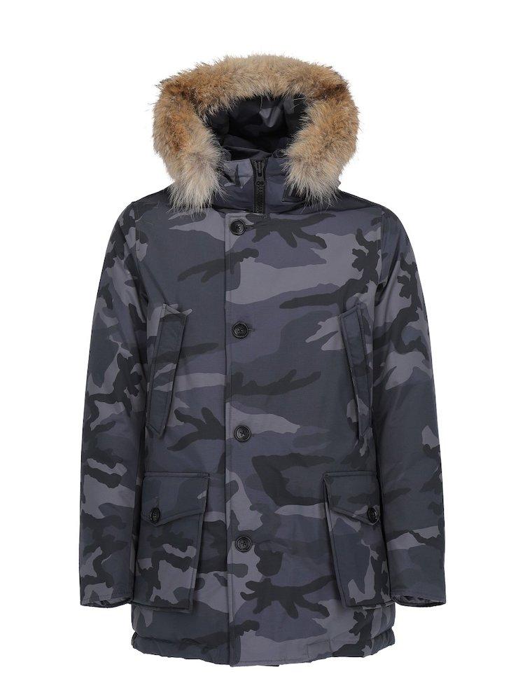 Camouflage Arctic Parka Hc