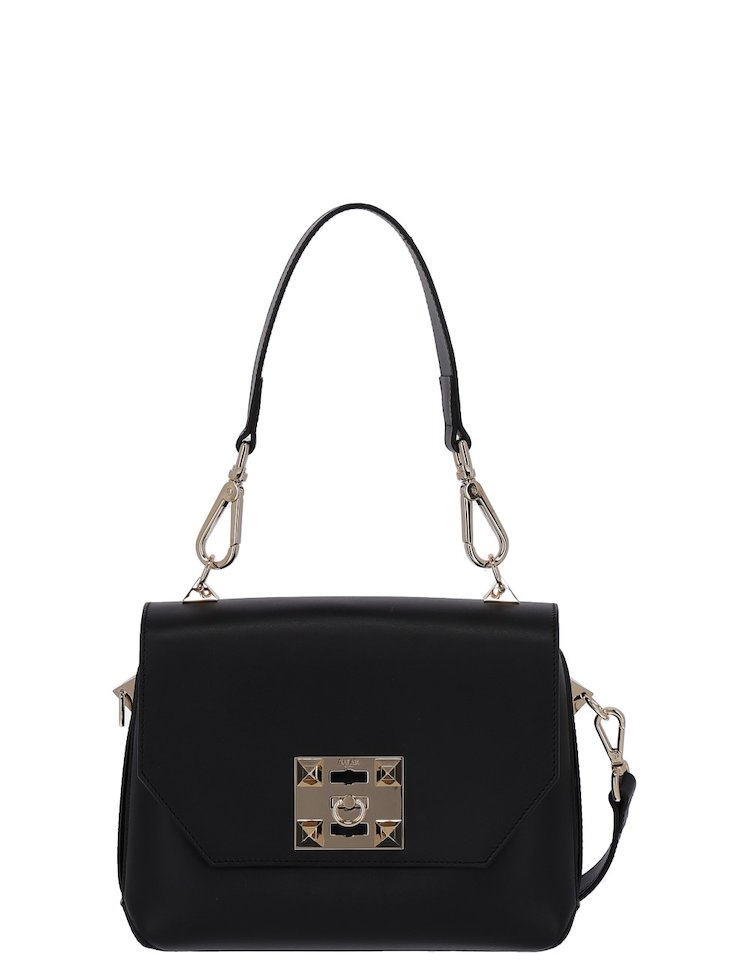 Sally Shoulder Bag in Calfskin