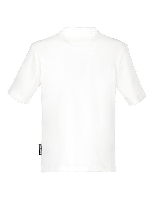 Short Sleeves Sweatshirt