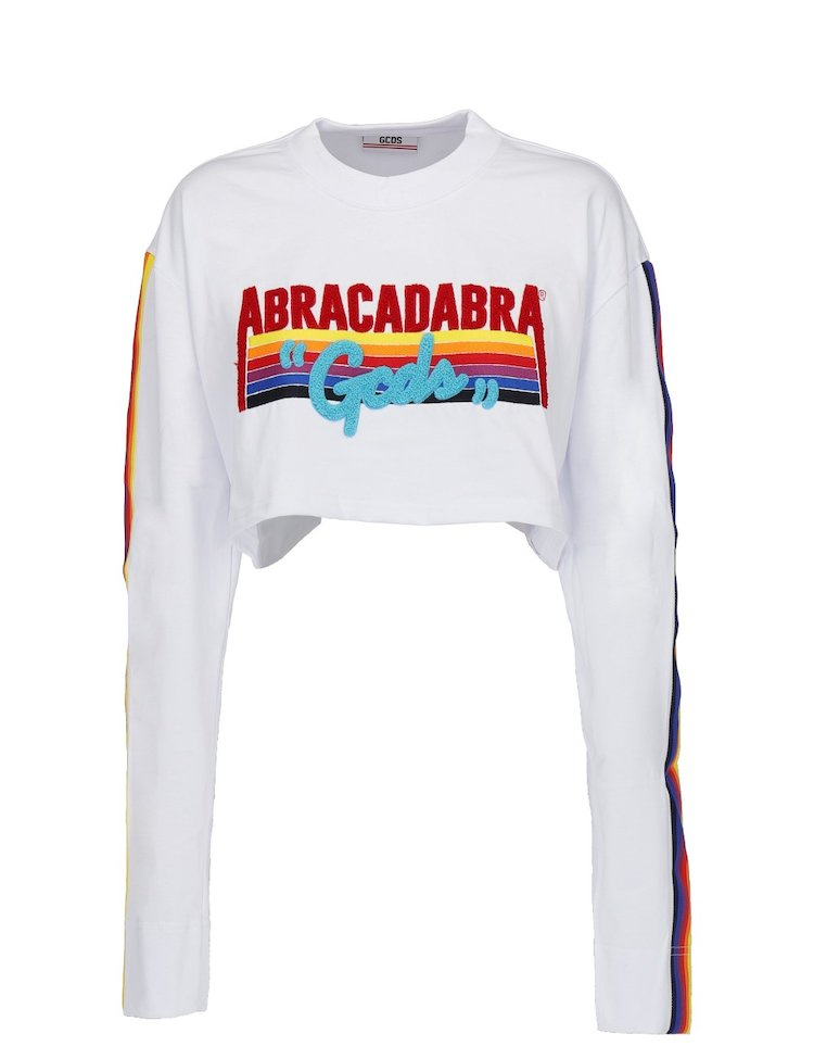 Crop Top Abracadabra
