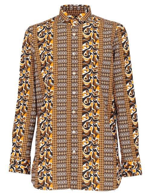 Multicolor Cotton Shirt