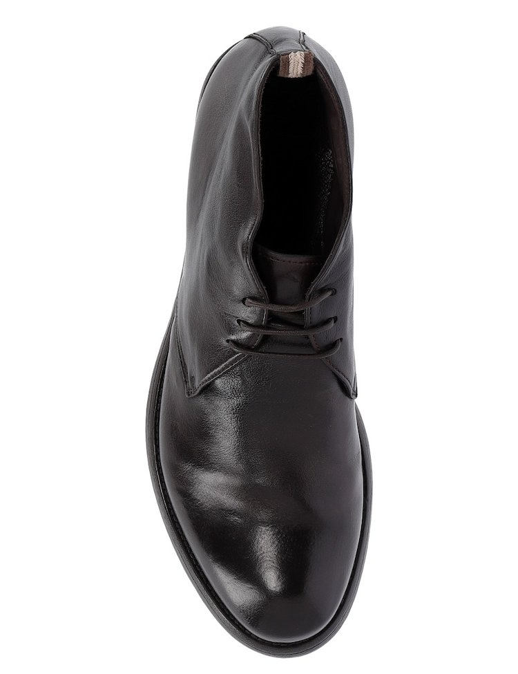 Leather Chukka Shoes