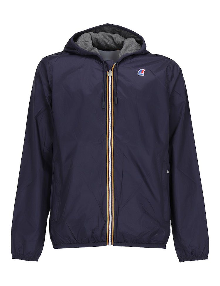 Jacques Nylon Jersey Jacket