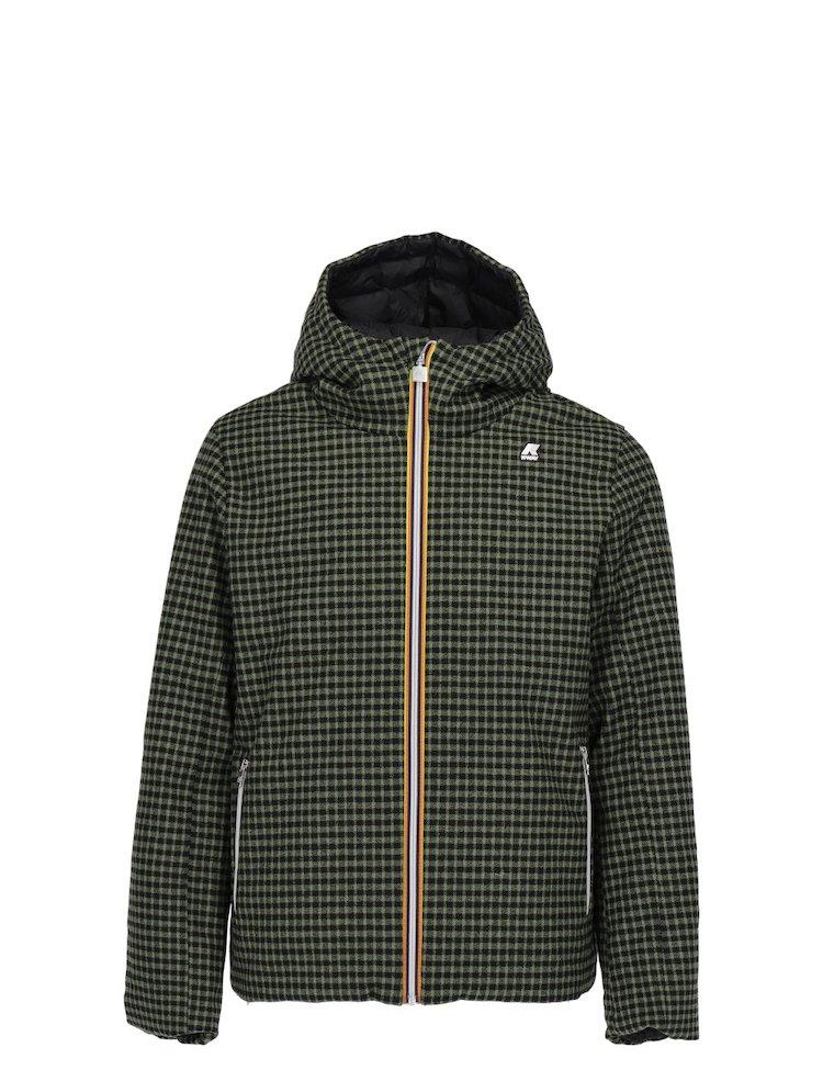 Jacques TD Wool Tartan Jacket