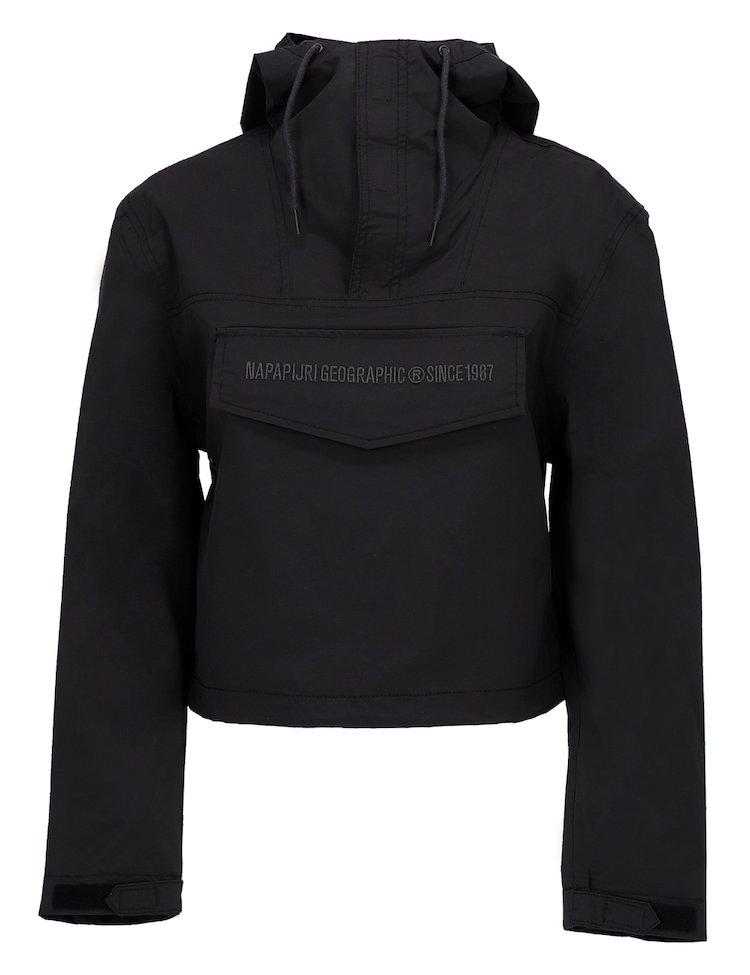 Waterproof Black Jacket