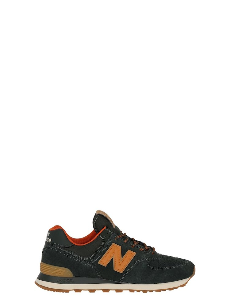 574 Suede Sneakers