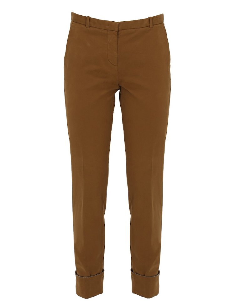 Cotton Montefalco Pants
