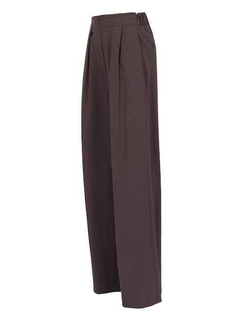 Viscose Wide Leg Pants