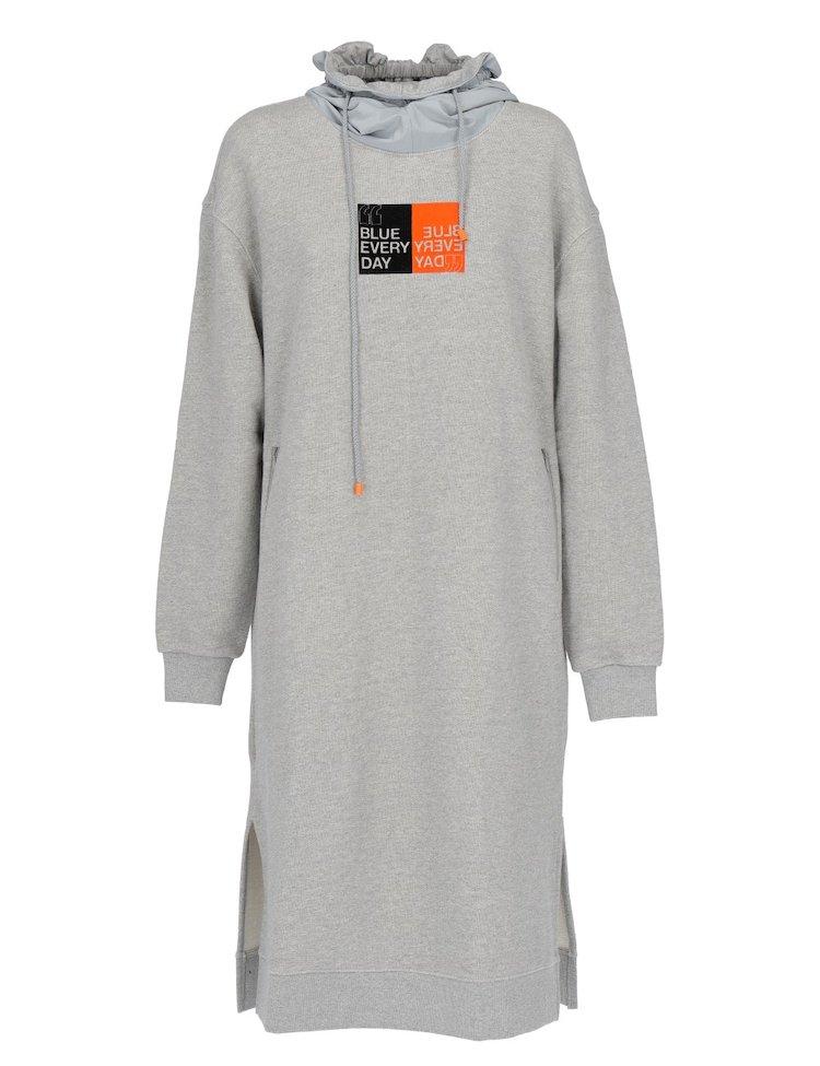 Long Oversized Sweatshirt Hoodie