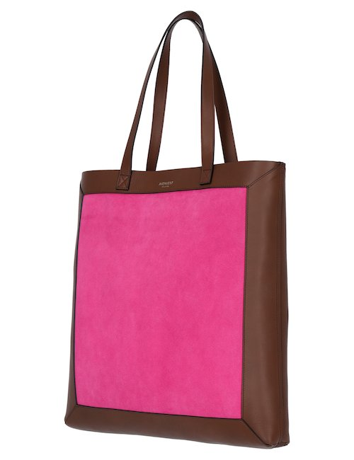 Borsa Shopping Fucsia