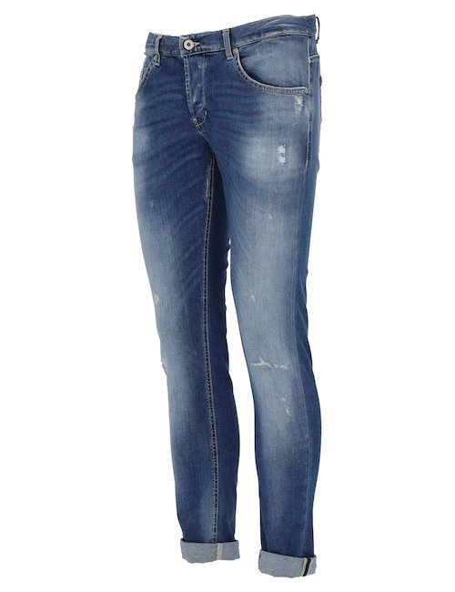 Skinny Fit Denim Stretch Jeans