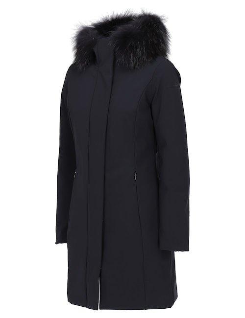 Winter Long Fur Down Coat